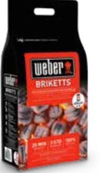 Grill-Briketts von Weber