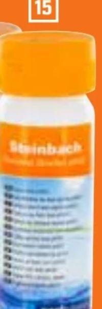Quicktest Chlor-/pH-Wert Teststreifen von Steinbach