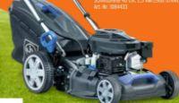 Benzin-Rasenmäher e-Start von Lux-Tools