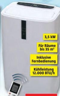 Mobiles Klimagerät 12000 BTU