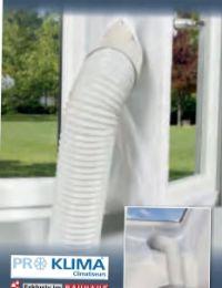 Fensterabdichtung Hot Air Stop von Pro Klima