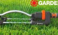 Viereckregner AquaZoom S von Gardena