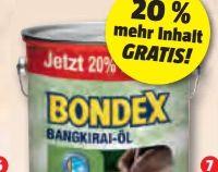 Lärchen-Öl von Bondex