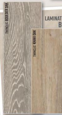 Twinclic Khaki Oak von Logoclic