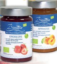 Bio-Fruchtaufstrich von Biosüße