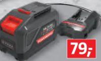 Dual Voltage Starter Kit Large von Powerworks