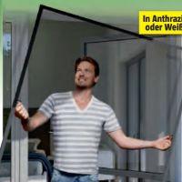 Insektenschutzfenster Spannrahmen Plus von Windhager