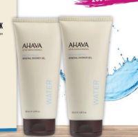 Doppeltes Duschvergnügen von Ahava