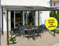 Anstell-Cabrio-Pavillon Sera von sunfun