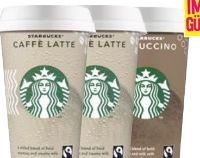Caffè Latte von Starbucks