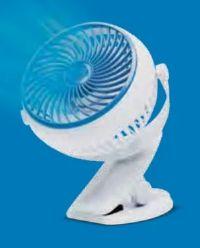 Akku-Ventilator von Livington