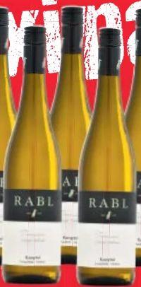 Grüner Veltliner Terrassen von Weingut Rabl