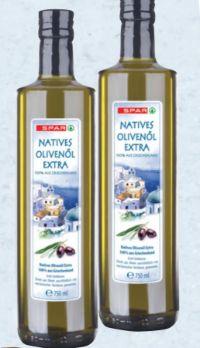 Olivenöl von Spar
