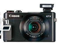 Kompaktkamera PowerShot G7 X Mark II von Canon