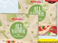 All Natural Margherita Pizza von Despar
