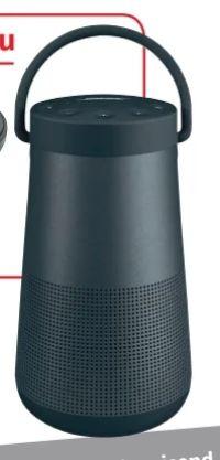 Bluetooth Lautsprecher Soundlink Revolve von Bose