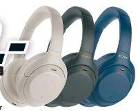 Bluetooth Over-Ear Kopfhörer WH1000XM4 von Sony