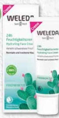Feuchtigkeitscreme Feigenkaktus von Weleda