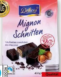 Mignon Schnitten von Delicia