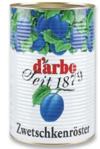 Zwetschkenröster von Darbo