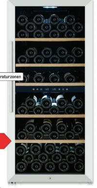 Weinschrank WKS 1-112 von Silva Homeline