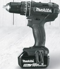 Akku-Schlagbohrschrauber DHP482RTEB von Makita