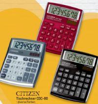 Tischrechner CDC-80 von Citizen