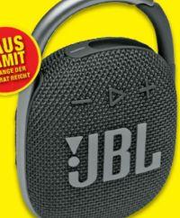 Buetooth Lautsprecher Clip 4 von JBL