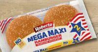 Mega Maxi Burger von Roberto