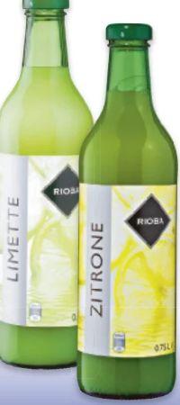 Zitronensaft von Rioba