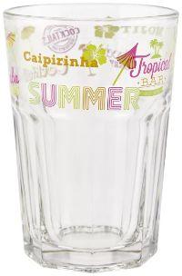 Trinkglas Summerdrink von Luca Bessoni