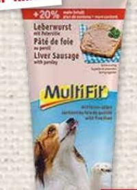 Leberwurst von MultiFit