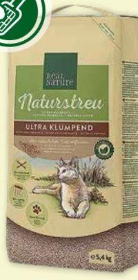 Natur-Katzenstreu von Real Nature