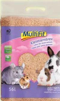 Kleintierstreu von MultiFit