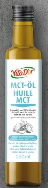 MCT Öl von Vita D'or