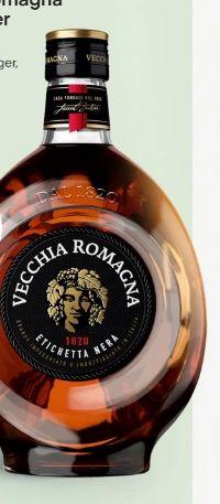 Brandy von Vecchia Romagna