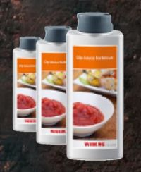Dip-Sauce Smoked Honey von Wiberg