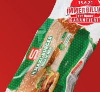 Maxi-Burgerbrötchen von S Budget