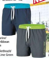 Herren-Bade-Shorts von Maui Sports