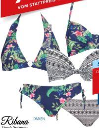 Damen Mix-Match Bikini von Ribana