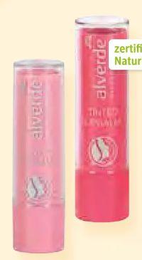 Tinted Lippenbalsam von Alverde