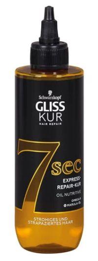 Gliss Kur 7 Sec Express-Repair-Spülung von Schwarzkopf