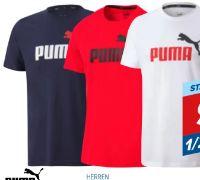 Herren T-Shirt 2 Col Logo Tee von Puma