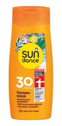 Sonnenmilch LSF 30 von Sundance