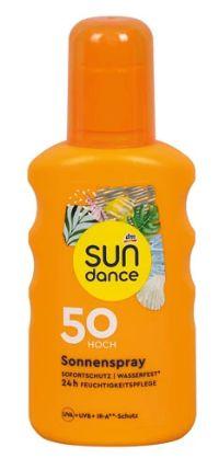 Sonnenspray LSF 50 von Sundance