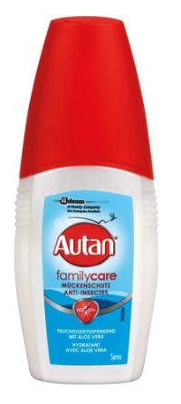 Familycare Mückenschutz von Autan
