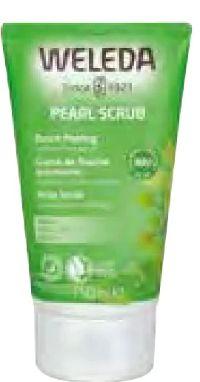 Dusch-Peeling Pearl Scrub von Weleda