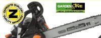 Benzin-Kettensäge YGL N.G. 4140 von Gardenline