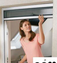 Insektenschutz-Fensterrollo