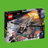 Black Panthers Libelle 76186 von Lego